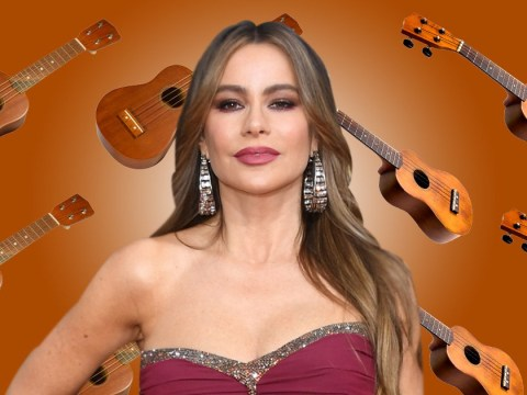 Sofia Vergara says America's Got Talent made her realise she really isn't a fan of a certain instrument