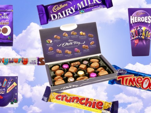 Cadbury settles debate on whether chocolate should be kept in the cupboard or fridge