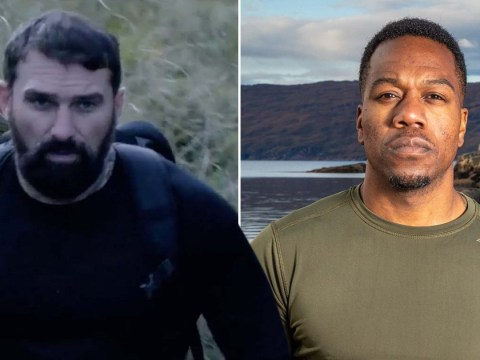 SAS: Who Dares Wins star Locksmith 'lost it' after being hit in the stomach: 'I assume it was Ant Middleton'
