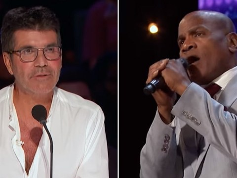 Simon Cowell praises 'unforgettable' America's Got Talent audition by man falsely imprisoned for 37 years
