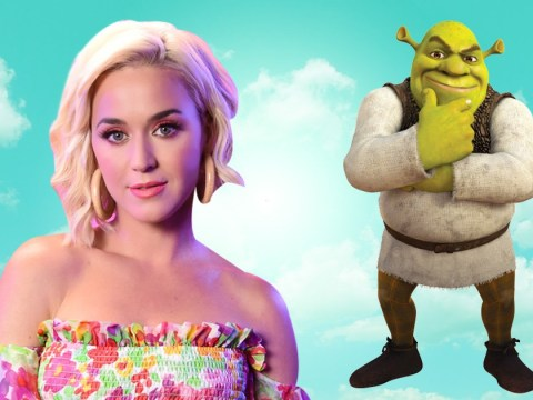 Katy Perry jokes pregnancy 'turning her into Shrek' as she gets closer to due date