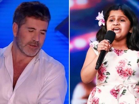 Britain's Got Talent first look: Simon Cowell halts 10-year-old's audition before she wows with Greatest Showman song