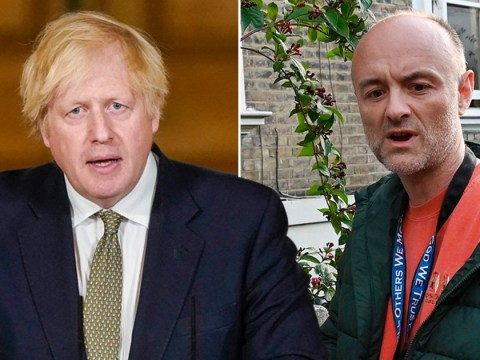 Dominic Cummings heckled by onlookers after Boris says he did nothing wrong