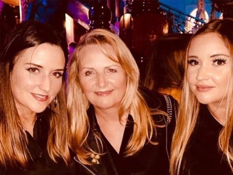 Jacqueline Jossa's mum urges daughter to be 'bold' in cryptic message amid Dan Osborne drama
