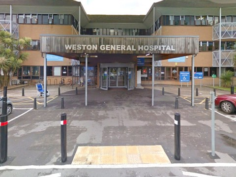 Hospital closes A&E and stops accepting patients after outbreak of coronavirus