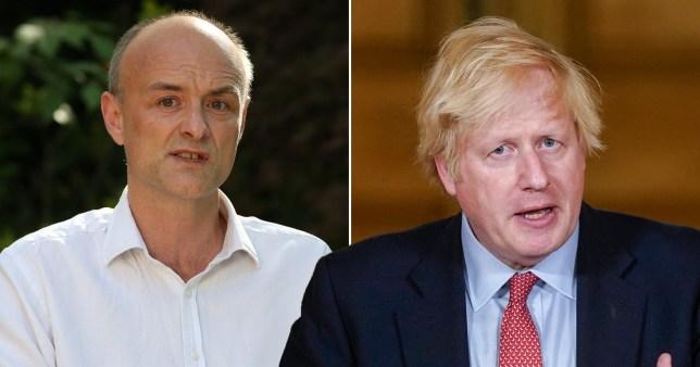 Boris Johnson has stood by his