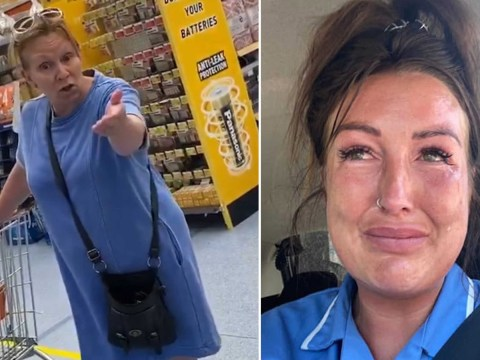 Care worker in tears after shopper accuses her of 'spreading germs' in B&M store