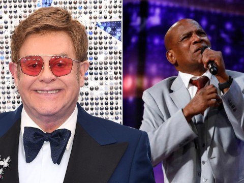 America's Got Talent: Elton John throws support behind wrongfully imprisoned Archie Williams after emotional performance
