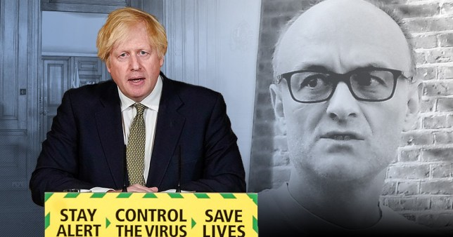 Boris to face just 20 minutes of MPs' questions about Dominic Cummings