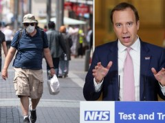 Health Secretary says it is our 'civic duty' to take part in Test and Trace
