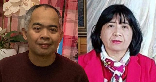 two Filipino NHS colleagues died on same day