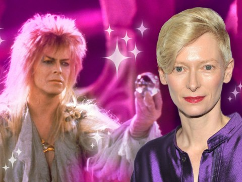Unless Tilda Swinton plays David Bowie's Goblin King in the Labyrinth sequel I don't want it