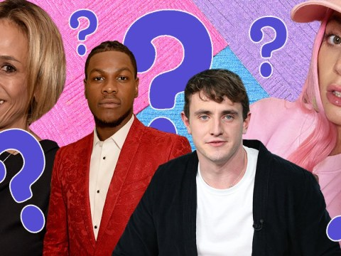 10 entertainment questions for your virtual pub quiz –  From John Boyega to Emily Maitlis, how much of this week's showbiz news do you remember?
