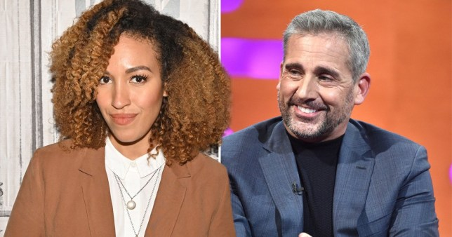 Space Force star Tawny Newsome opens up about landing her dream job with Steve Carell