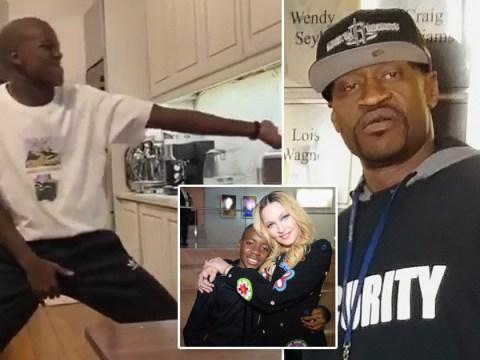 Madonna's son David dances to honour George Floyd after his tragic death amid brutal arrest