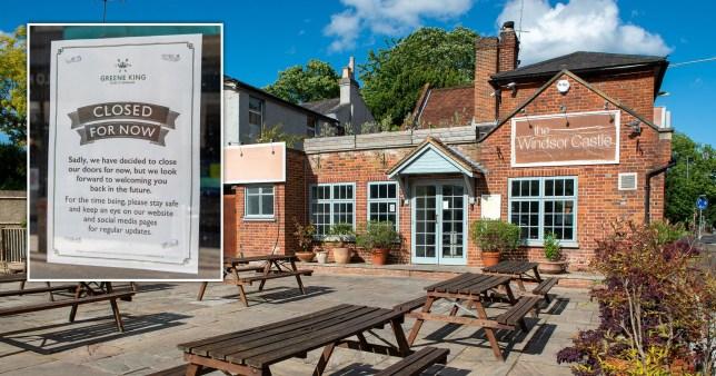 pubs beer gardens