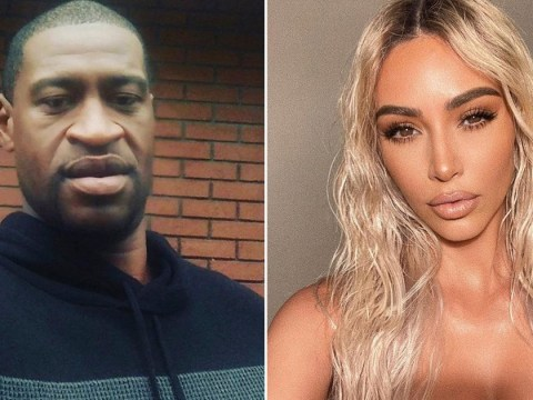 Kim Kardashian 'infuriated and disgusted' as she opens up about privilege after George Floyd's death