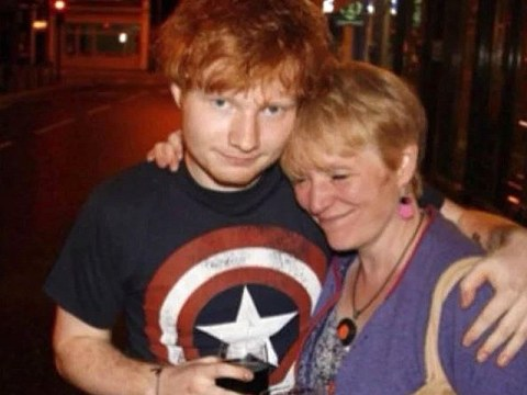 Ed Sheeran's mum 'forced to close jewellery business during coronavirus crisis'