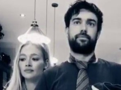 Jack Whitehall and model Roxy Horner go Instagram official with  TikTok clip in lockdown