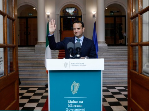 Irish PM announces five-stage plan to ease country out of lockdown