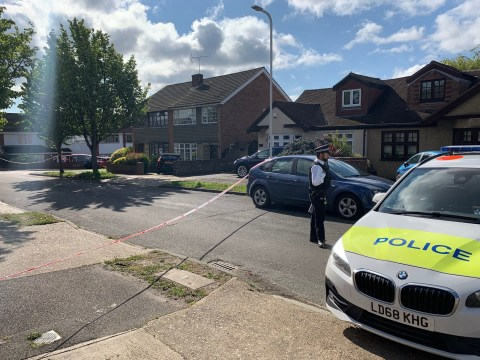 Boy, 11, and man rushed to hospital after shooting in London