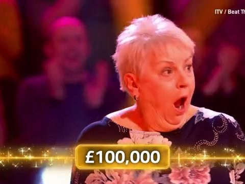 Beat The Chasers fans in meltdown as contestant wins £100k with one second to spare