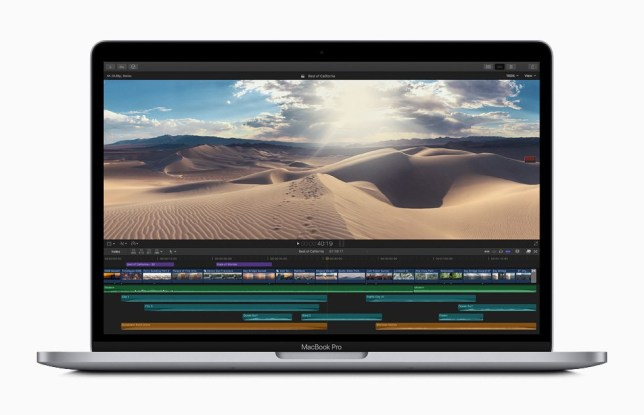 Apple updates 13-inch Macbook Pro with new Magic Keyboard Credit: Apple