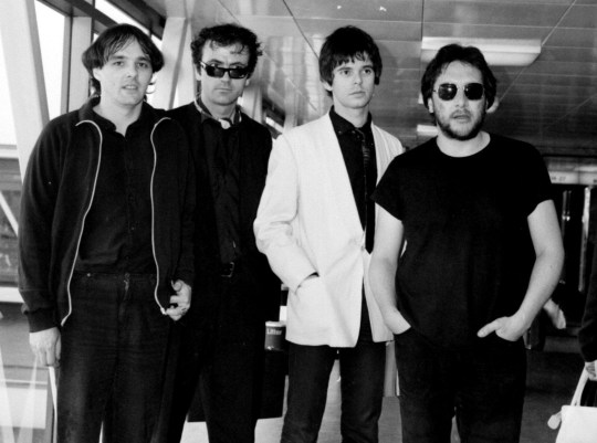 File photo dated 06/07/80 of The Stranglers (left to right) Dave Greenfield, Hugh Cornwell, Jean-Jacques Burnel and Jet Black. The Stranglers? keyboard player Dave Greenfield has died at the age of 71 after testing positive for coronavirus. PA Photo. Issue date: Monday May 4, 2020. Greenfield, originally from Brighton, died on the evening of May 3, and contracted the virus following a prolonged stay in hospital for heart problems. A long-standing member of the influential punk outfit, Greenfield was known for his distinctive sound and playing style, using instruments such as the harpsichord and Hammond electric organ. See PA story DEATH Greenfield. Photo credit should read: PA/PA Wire