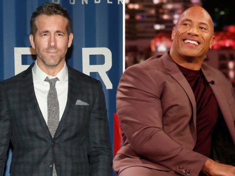 Ryan Reynolds loves making Dwayne Johnson laugh as he opens up about their friendship