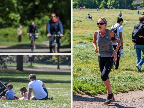 Lockdown could be lifted with picnics back on the menu and exercising more than once a day
