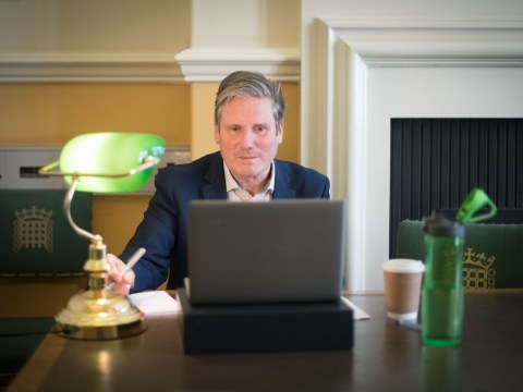 Keir Starmer says UK can't go back to 'business as usual' after lockdown