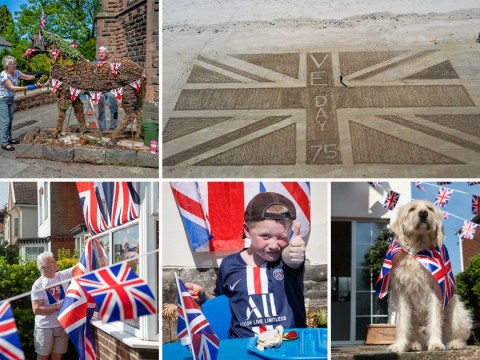 UK prepares to celebrate VE Day from home ahead of bank holiday weekend