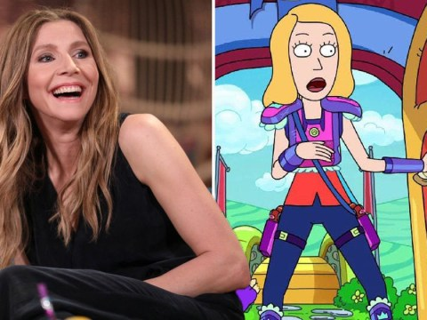 Rick and Morty's Sarah Chalke teases Beth's fate in season 4: 'You're about to see my favourite stuff'