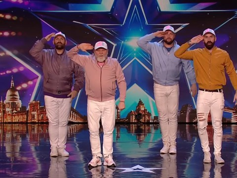 Britain's Got Talent: Simon Cowell  brands 80s act 'horrific' in unseen clip
