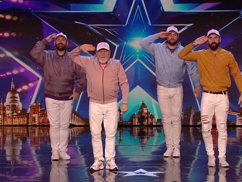 Britain's Got Talent: Simon Cowell  brands 80s act 'horrific' in unseen clip