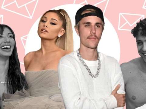 Too Hot To Handle's Francesca Farago claims Ariana Grande slid into DMs and called her 'sweet' as Justin Bieber messages Harry Jowsey