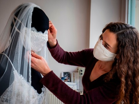 Weddings could be back on as changes to lockdown rules are 'under consideration'