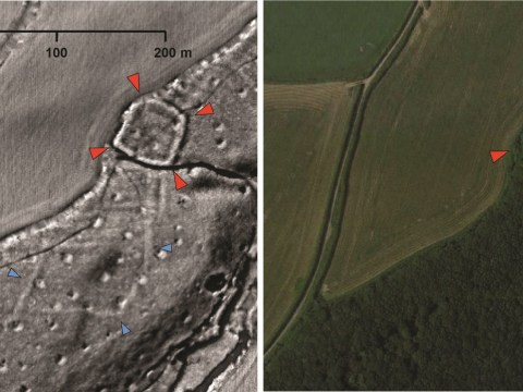 Archeologists discover prehistoric sites – while working from home