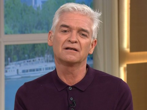 Phillip Schofield ran off in the middle of presenting This Morning to be sick over anxiety of being gay