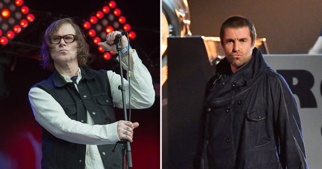Mark Lanegan offers olive branch to Liam Gallagher
