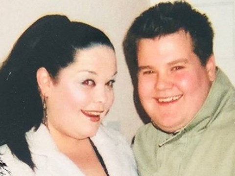 Emmerdale's Lisa Riley shares epic throwback with James Corden from their Fat Friends days