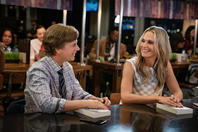 THE WRONG MISSY - Molly Sims as Melissa
