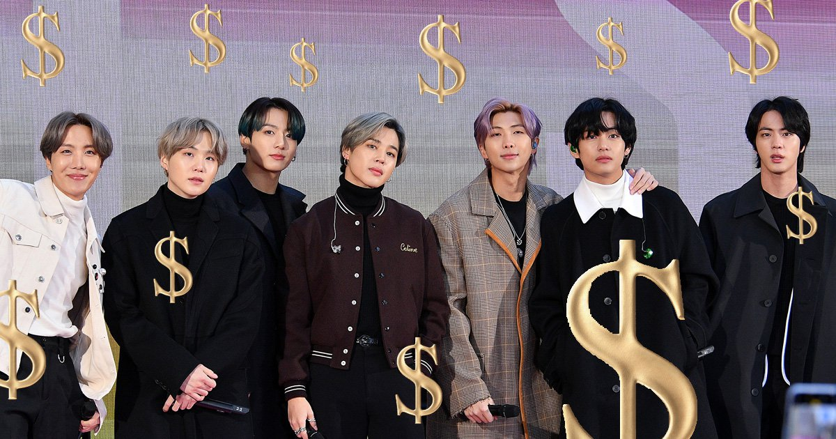 BTS reveal Outro: Tear was inspired by
