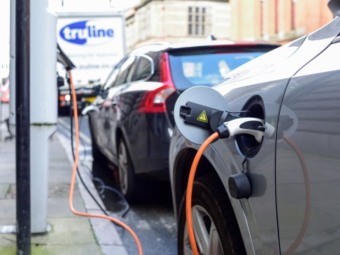 Government expanding network of charging points for electric cars