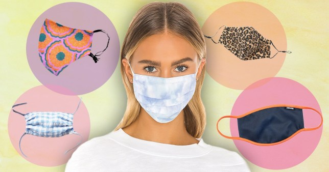 Genuinely cool face masks you can buy online (Picture: Revolve)