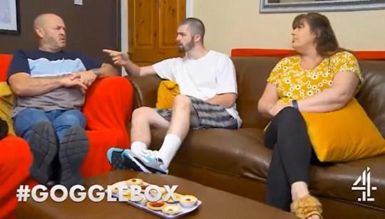 Malone family gogglebox Gogglebox cast's reaction to Boris Johnson's speech is basically how we all feel