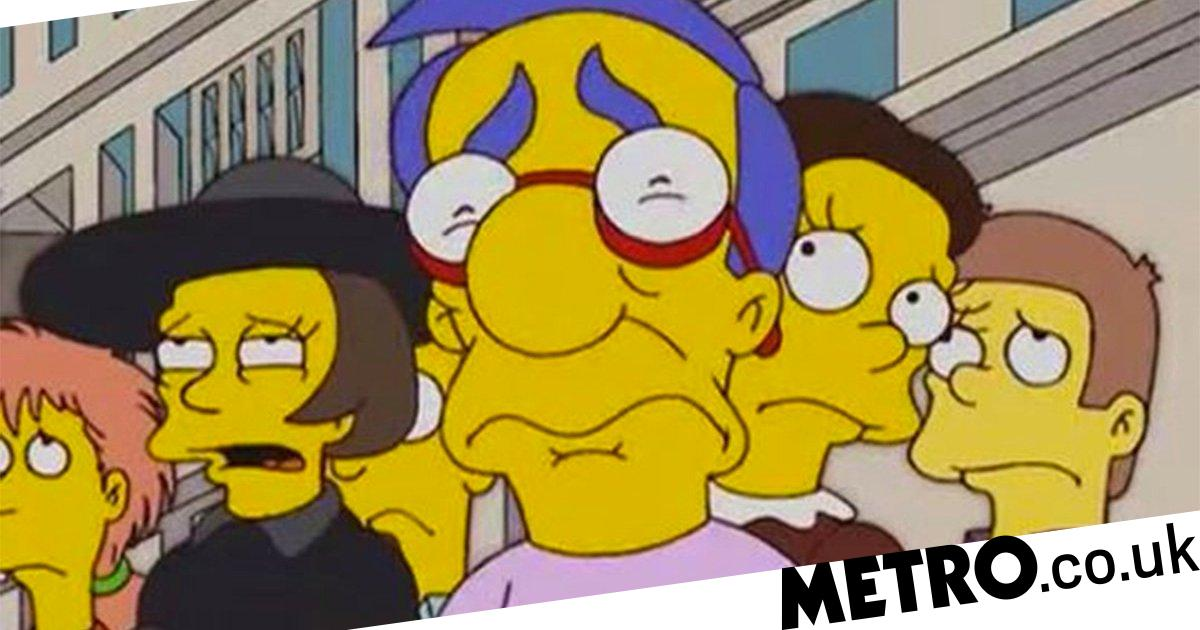 The Simpsons Darkest References As Fans Discover Grim Inspiration Metro News
