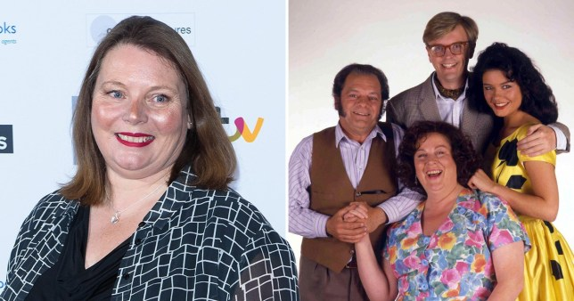 Joanna Scanlan to star in Darling Buds Of May reboot (Picture: Getty, Rex)