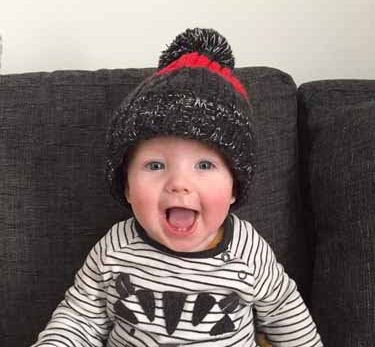 8 month old baby dies of kawaski disease Pictures from https://www.justgiving.com/crowdfunding/hannah-rowlands-1?utm_term=zB9Nkr3za (Picture: JustGiving)