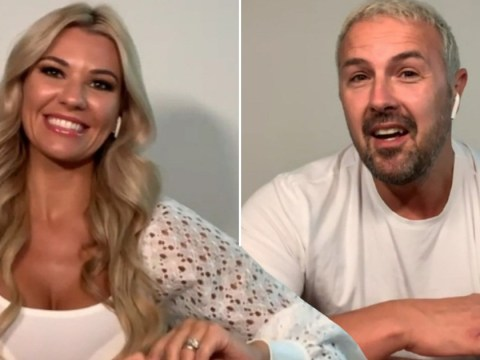 Christine McGuinness confesses to making raunchy sex tape with husband Paddy McGuinness